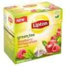 Lipton Raspberry & Pomegranate 20 vrecúšok
