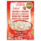 Tesco Instant Oatmeal with Raspberries 4 x 65 g
