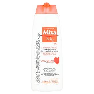 Mixa Baby Cold cream detský krém do sprchy i kúpeľa 250 ml