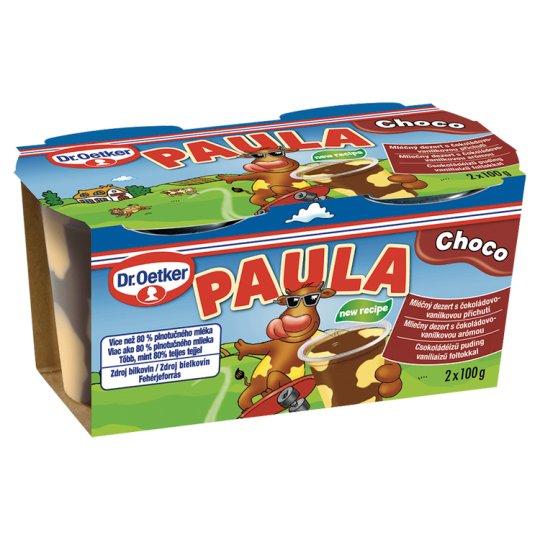 Dr. Oetker Paula Choco 2 x 100 g