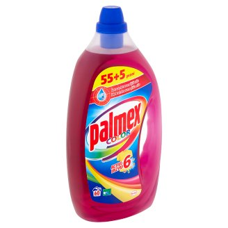 Palmex Color Active-Enzym 6 Washing Detergent 60 Washes 3.00 L