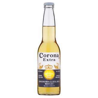 Corona Extra Beer Draft Lager Light 0.355 L