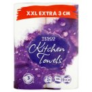 Tesco Kitchen Towels 3 Ply 2 Rolls