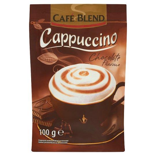 Café Blend Cappuccino instantný nápoj s čokoládovou príchuťou 100 g