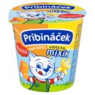Pribináček Mixík Caramel-Vanilla 125 g