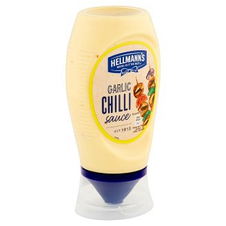 Hellmann's Garlic Chilli Sauce 250 ml