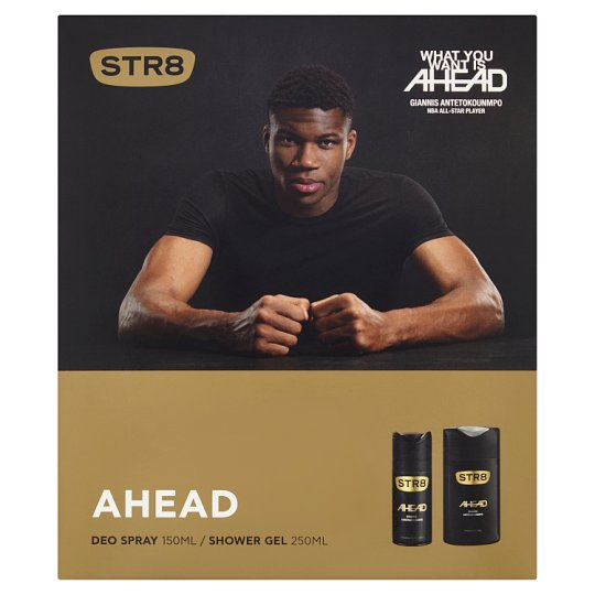 STR8 Ahead Gift Set
