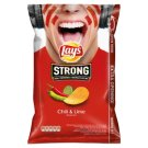 Lays Strong Fried Potato Chips Chili & Lime Flavour 150 g