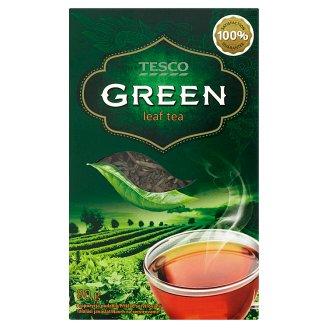 Tesco Zelený čaj sypaný 80 g
