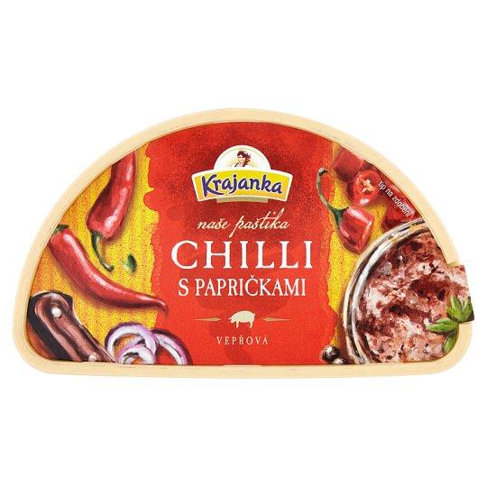 Krajanka Pate with Chilli 100 g