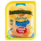 Leerdammer Lightlife Medium Hard Half-Fat Ripened Cheese 13 Slices Portioned 260 g