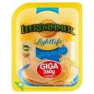 Leerdammer Lightlife Polotvrdý zrejúci polotučný syr 13 plátkov 260 g