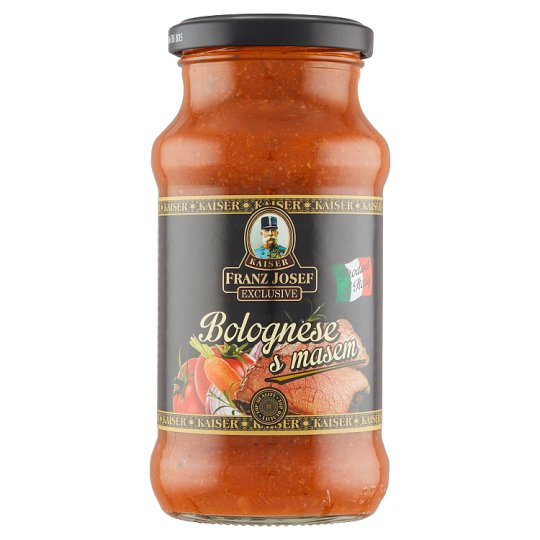 Kaiser Franz Josef Exclusive Tomato Sauce with Vegetables and Beef 350 g