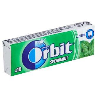 Wrigley's Orbit Spearmint Sugar Free Gum 14 g