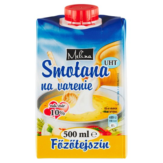 Cream for Cooking UHT 10% 500 g
