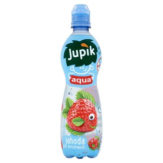 Jupík Aqua Strawberry 500 ml