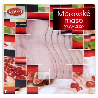 Le & Co Moravian Meat Sliced 100 g