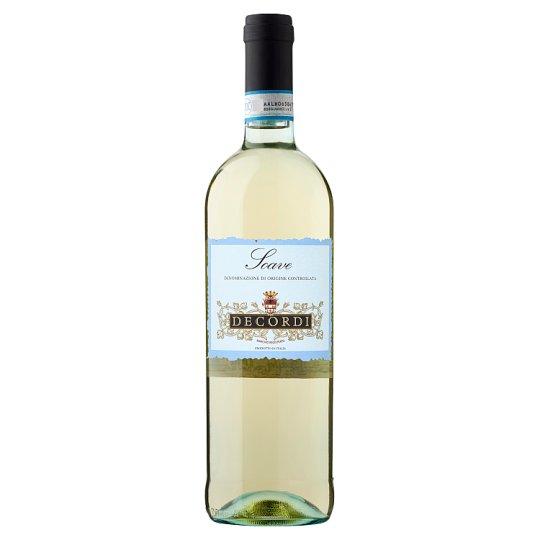 Decordi Soave DOC suché biele víno 0,75 l