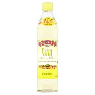 Borges Extra Mild Olive Oil 500 ml