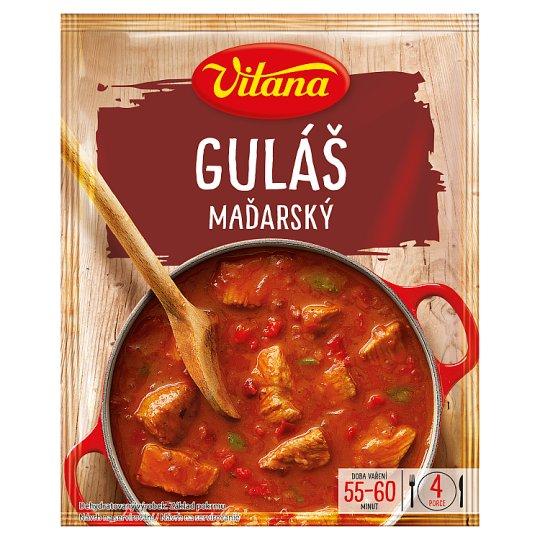 Vitana Honest Kitchen Hungarian Goulash Food Base 50 g