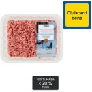 Tesco Minced Meat of Pork Shoulder 0.500 kg