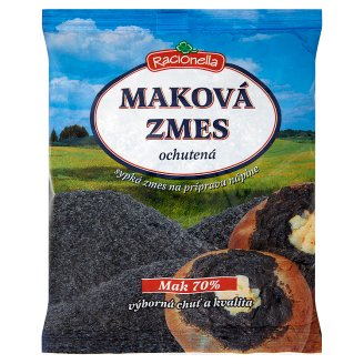 Racionella Maková zmes ochutená 150 g