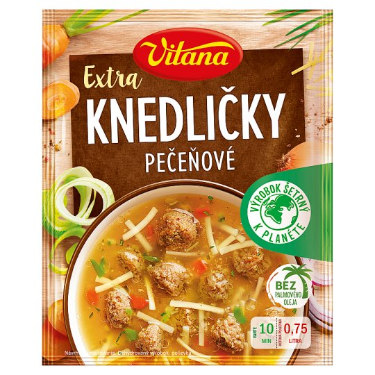 Vitana Extra knedličky pečeňové 55 g