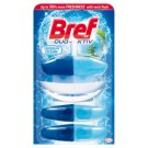 Bref Duo-Aktiv Caribbean Ocean Liquid Toilet Block 3 x 50 ml