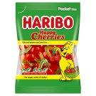 Haribo Happy cherries mäkké želé cukrovinky s ovocnými príchuťami 100 g