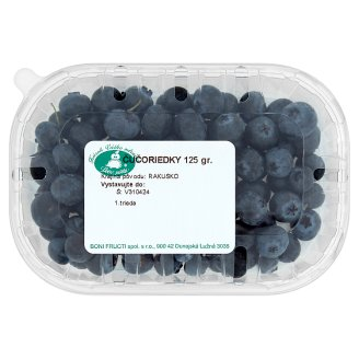 Blueberries 125 g