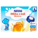 Nestlé Milk with Mash Honey 2 x 200 ml