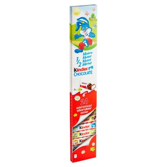 Kinder Chocolate Bars of Milk Chocolate with Milk Filling 24 x 12.5 g