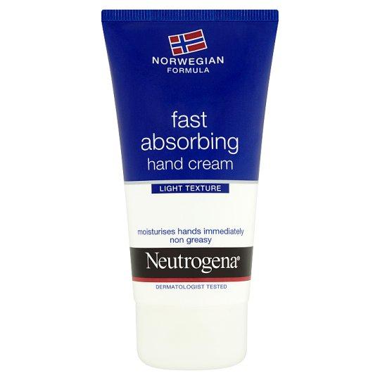 Neutrogena Rýchlo sa vstrebávajúci krém na ruky 75 ml