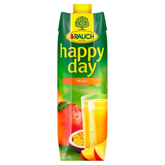 Rauch Happy Day Mango 1 l