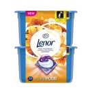 Lenor Washing Capsules, Shimmering Silk Orchid 28 Washes