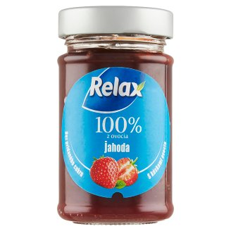 Relax Strawberry Fruit Spread 220 g