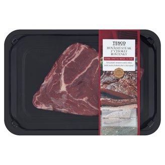 Tesco Hovädzí steak z vysokej roštenky 0,200 kg