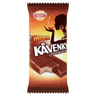 Sedita Kávenky Mokka Fully Dipped 45 g