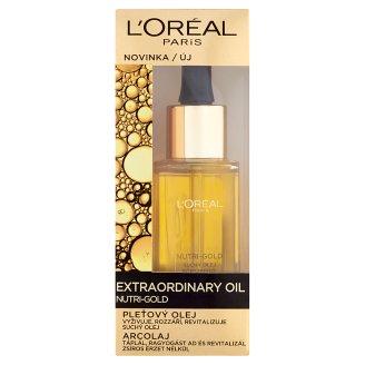 L'Oréal Paris Nutri-Gold Extraordinary Oil pleťový olej 30 ml