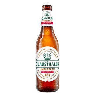 Clausthaler Non-Alcoholic Beer Unfiltered 0.33 L