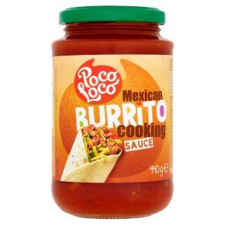 Poco Loco Burrito omáčka na varenie 440 g