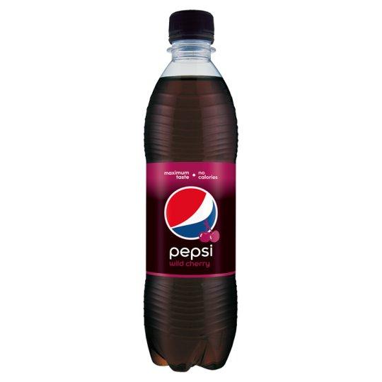 Pepsi Wild Cherry 0,5 l