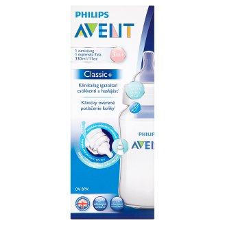 Philips Avent Classic+ Dojčenská fľaša 3m+ 330 ml