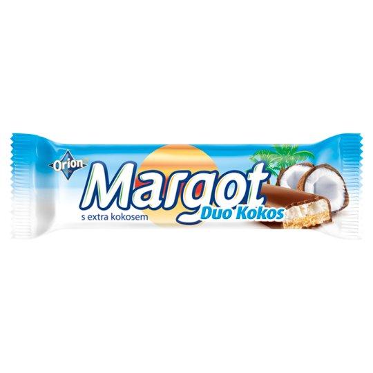 ORION Margot Duo Kokos tyčinka s kokosom 50 g