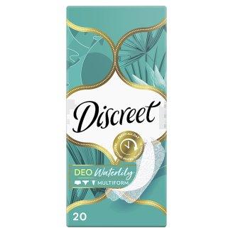Discreet Multiform Waterlily Priedušné Intímky 20 ks