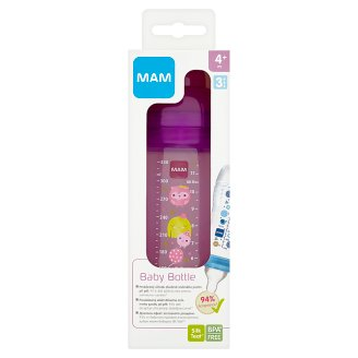 MAM Baby Bottle 4+ Months 330 ml