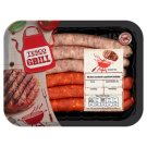 Tesco Grill Mix Duo Garlic and Paprika Sausages 0.300 kg
