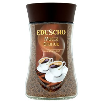 Eduscho Mocca Grande Instant Coffee 200 g
