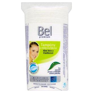Bel Premium Pads + Microfibres, Aloe Vera and Panthenol 45 pcs