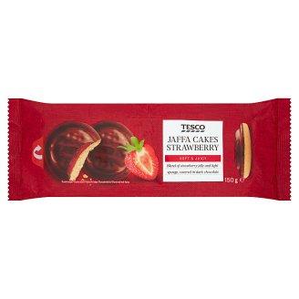 Tesco Jaffa Cakes Strawberry 150 g